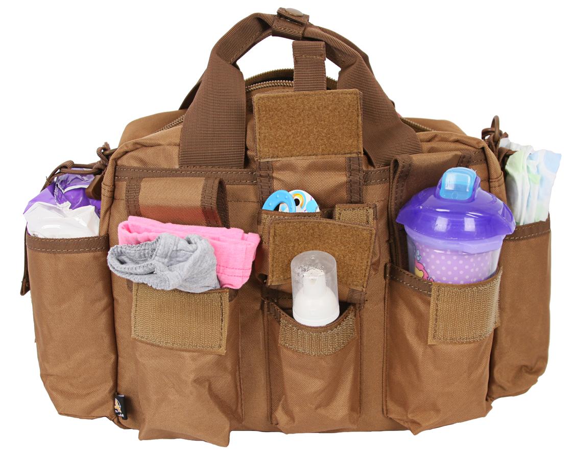 la police gear tactical diaper bag EXMBJVZ