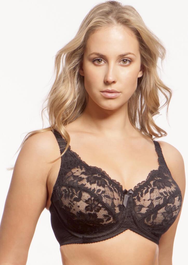 lace bras lingerie review: lunaire classic lace bra WNATPQZ