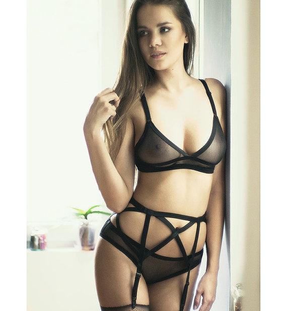lace lingerie ... lace bikini, hipster. ◅ YNLCBFJ