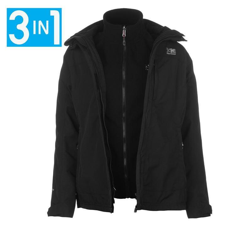 ladies jackets karrimor 3 in 1 jacket ladies VMFKMER
