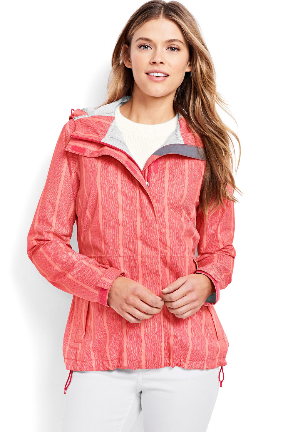Bewitching the rains with ladies raincoats