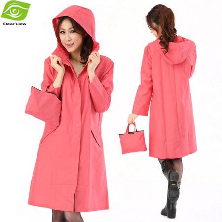 ladies raincoats fashion lady trench coats hooded womenu0027s outdoor rain coat windproof  waterproof breathable women raincoat IBMZRYB