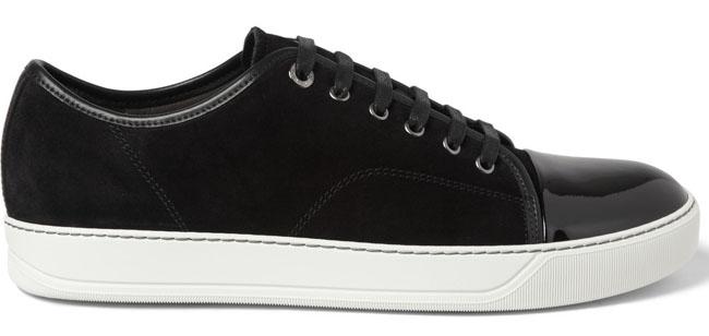 lanvin sneakers lanvin cap toe low ZYSBWAN