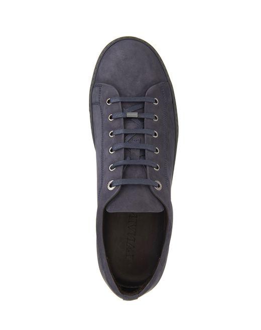 lanvin sneakers lanvin nubuck calfskin sneaker men lanvin nubuck calfskin sneaker men PSNVEXU