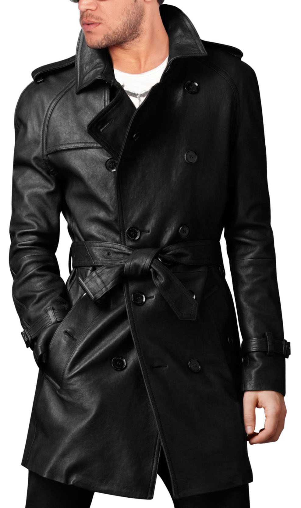 leather coats stylish leather coat | buy men stylish leather coat online LZBJYES