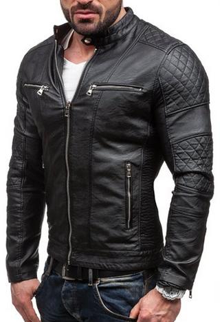 leather jackets for men bolf-leather-jacket-men GVJEBJY