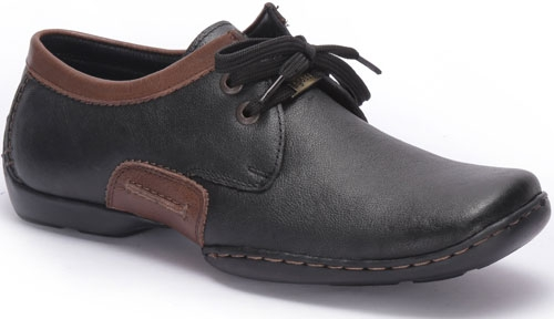 leather shoes black IFDYTAG