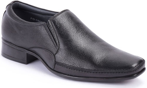 leather shoes black YTRYMBT