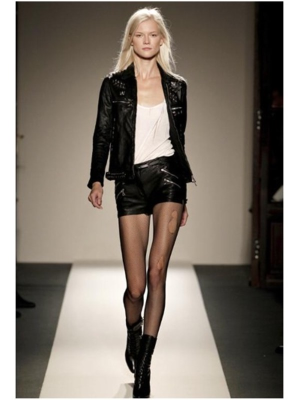 leather shorts gallery SZMPJSI