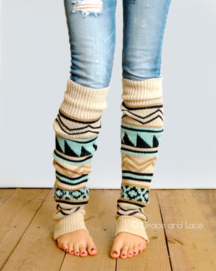 leg warmers tan GFYSAWV