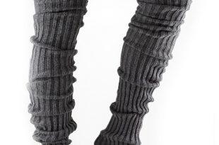 leg warmers thigh high JKJGGUU