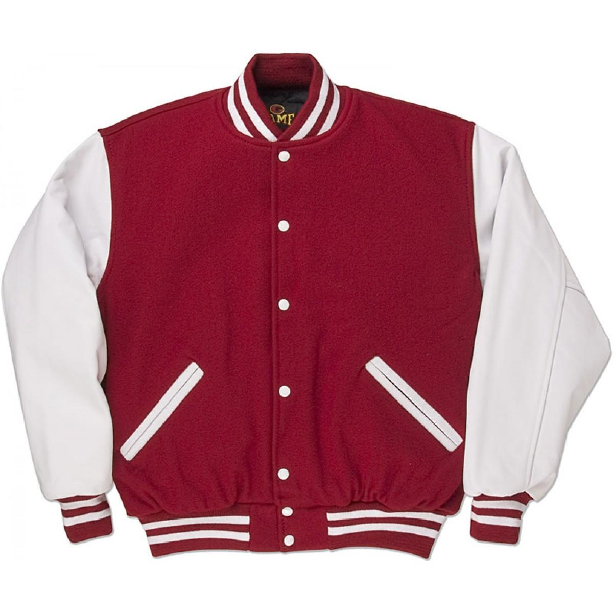 Letterman jackets: put on properly to look stylish