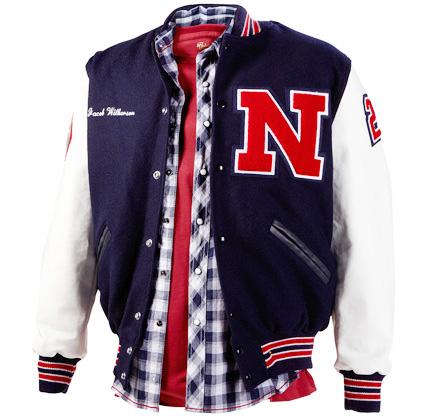 letterman jackets neff varsity jacket MUHYSLM
