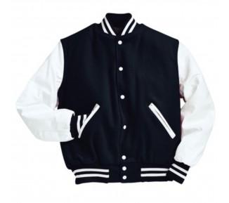 letterman jackets wool u0026 polymax sleeves (synthetic leather) RVPCVLW
