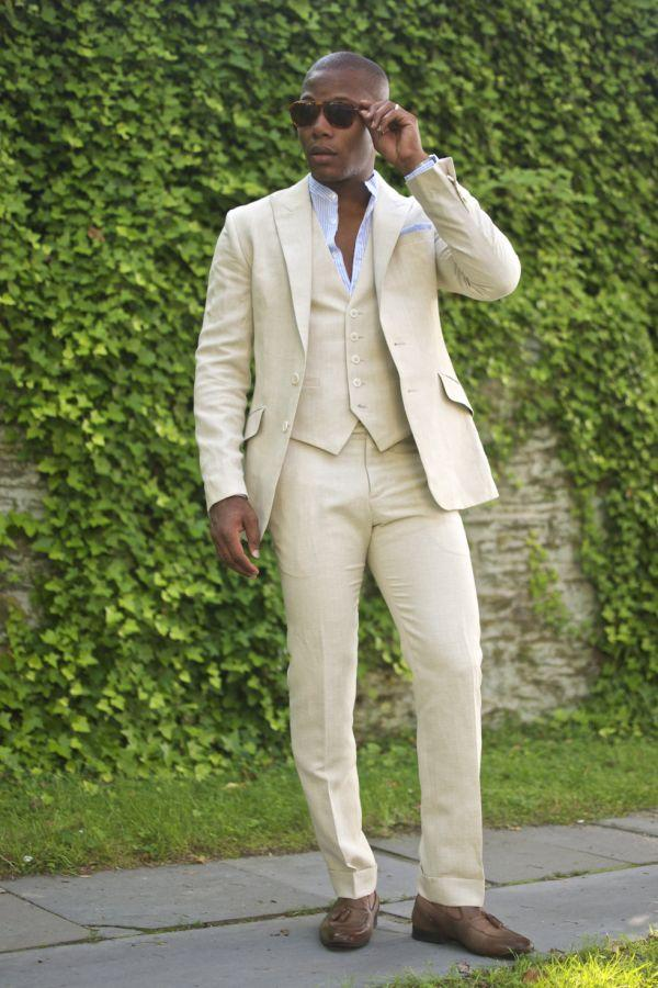 linen suits for men cheap two-button summer champagne linen suits discount three reference  images racing green suits VXCRQPW