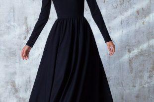 long black dress платье «елена», макси темно-синее, цена - 24 990 рублей. long black dressesblue  ... ZNUZGVD