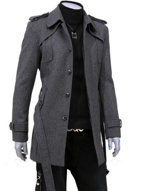 long coats for men best casual long winter coats for men s tbdress com RAXBEHI