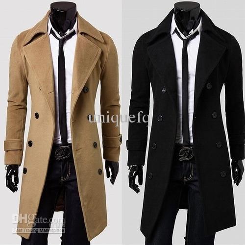 long coats for men cheap HKRGJNX