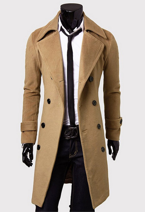 long coats for men trench coats for men | burberry | style, cotton and menu0027s fashion styles SOZBZGO