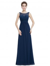 long evening dresses sleeveless long evening dress with lace bodice FDKOIYS
