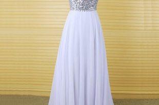 long prom dresses prom dress,prom gown,chiffon beadin UPZGGZS