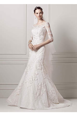 long sleeved wedding dresses long wedding dress -. sample SNONRWH
