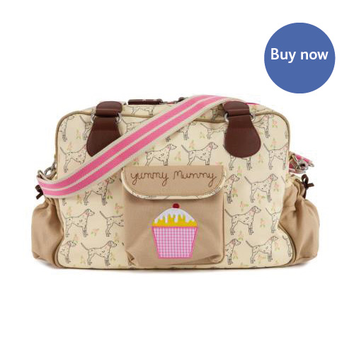 lots of changing bags rely on a flap to close them, but this one has POSGDZH