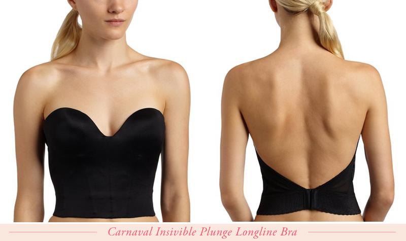 low back bra carnaval-longline-bra VAAUAKX