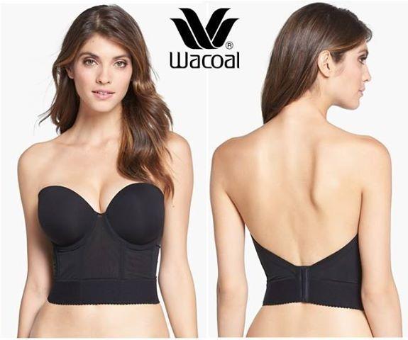 low back bra good for a low back dress :) VPXQZPS