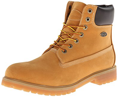 lugz boots lugz menu0027s convoy water resistant boots golden wheat/bark/tan/ GFLUYOQ