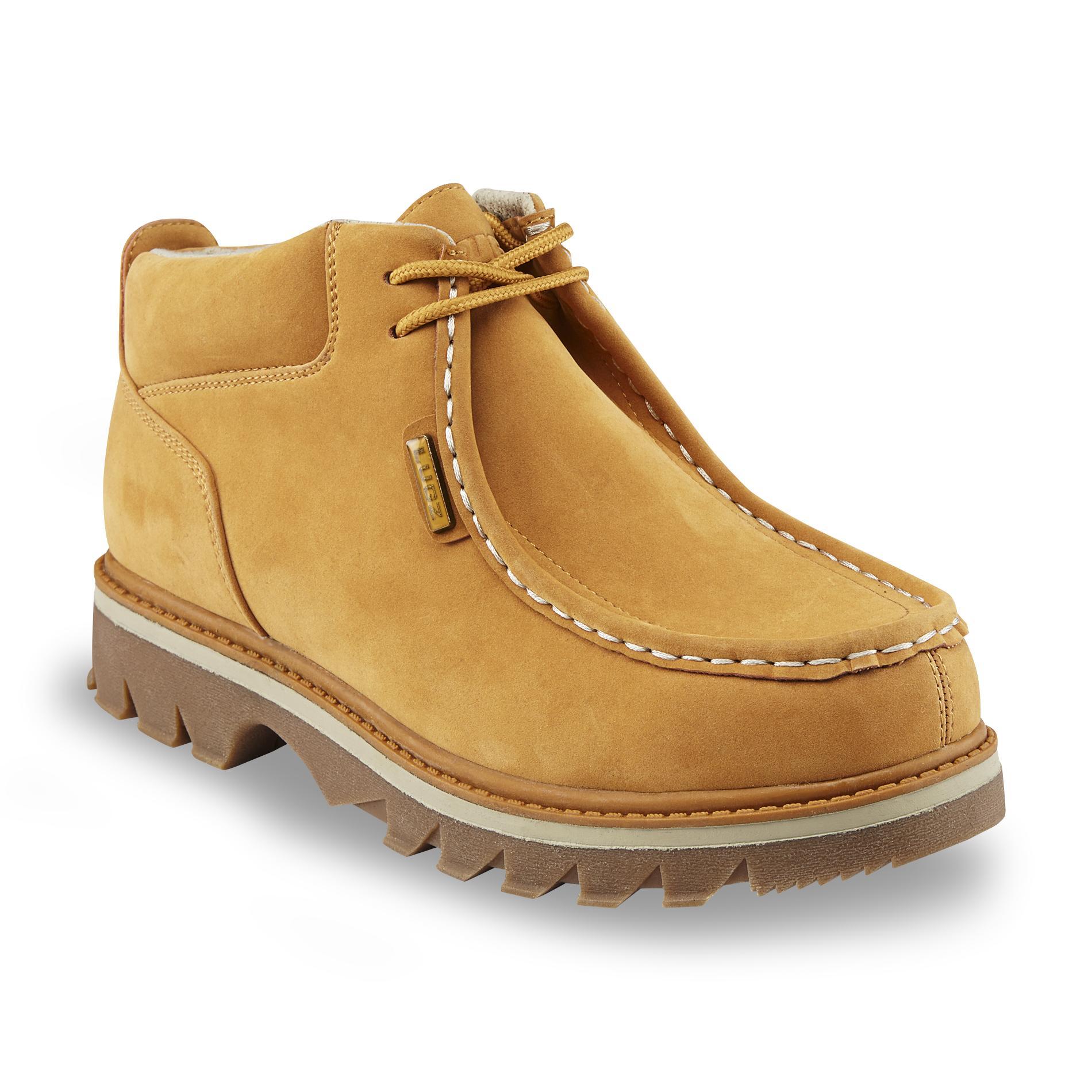lugz boots lugz menu0027s fringe wheat moccasin boot - shoes - menu0027s shoes - menu0027s boots FHVKVFC