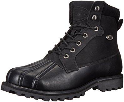 lugz boots lugz menu0027s mallard winter boot, black, ... TIKNSOZ