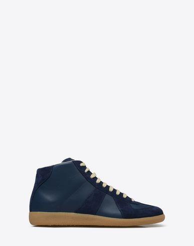 maison margiela sneakers u high-top u0027replicau0027 sneakers f ZPQTEOE
