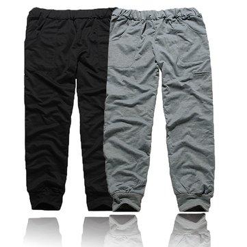 man men casual loose sportswear harem trousers baggy pants MHMXZSG