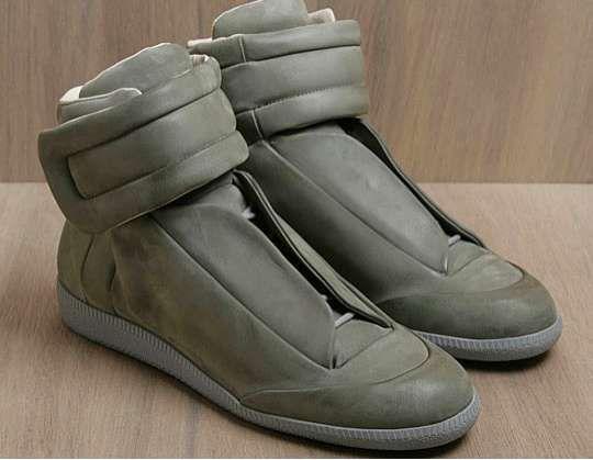 margiela sneakers futuristic high-top kicks. margiela sneakershigh ... STWIAEU