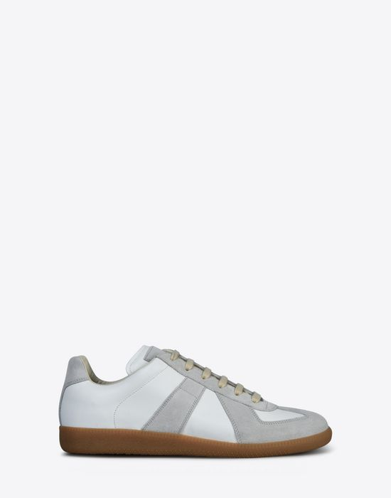 Shine on occasions with margiela sneakers