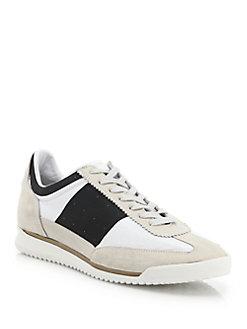 margiela sneakers maison margiela - dream retro leather sneakers VKWPHAA