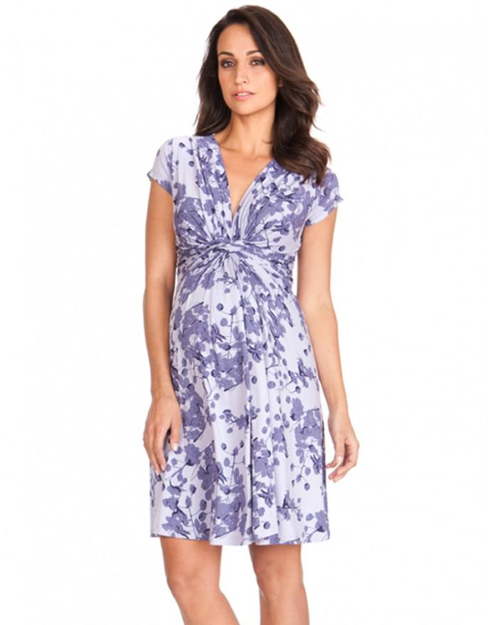 maternity dresses for baby shower lavender blossom knot front maternity dress lavender blossom knot front maternity  dress HKEIUMG