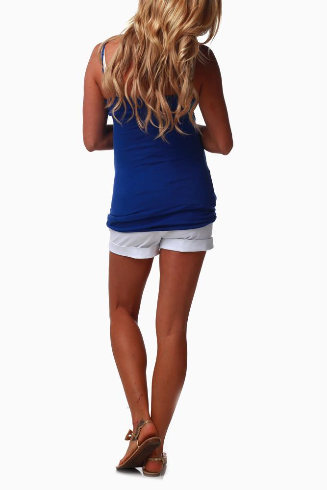maternity shorts white shorts; white shorts; white shorts ... YXFJOTD