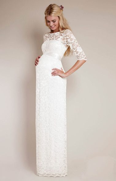 maternity wedding dresses lace more ZURNZXE
