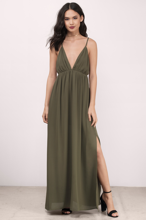 Getting the right maxi dresses