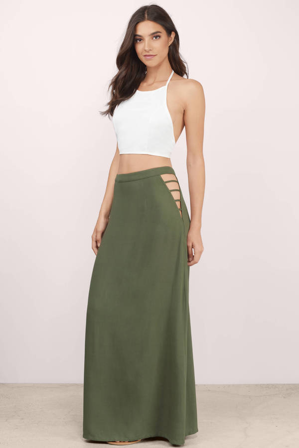 What's so special about these maxi skirts for women?