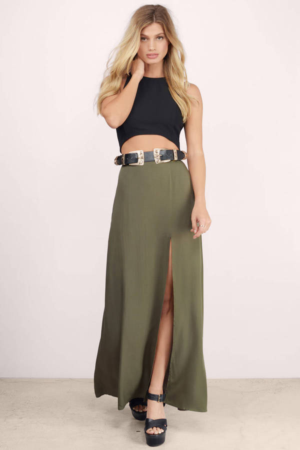 maxi skirts final sale ODIZMWS