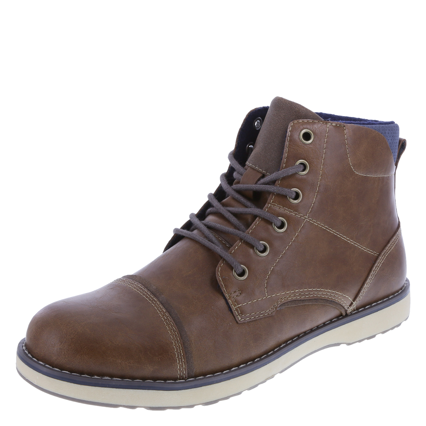 men boots menu0027s wagner captoe boot, cognac, hi-res NMHJLDK