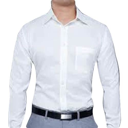 menu0027 s formal white shirt FQKUZVE