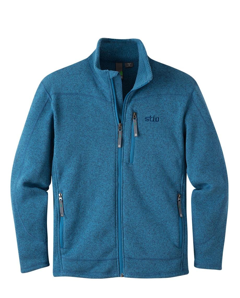 menu0027s wilcox fleece jacket AEOULET