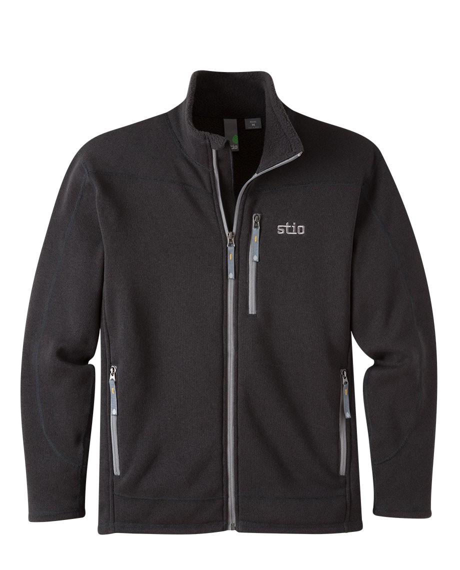 menu0027s wilcox fleece jacket YHHVTJT