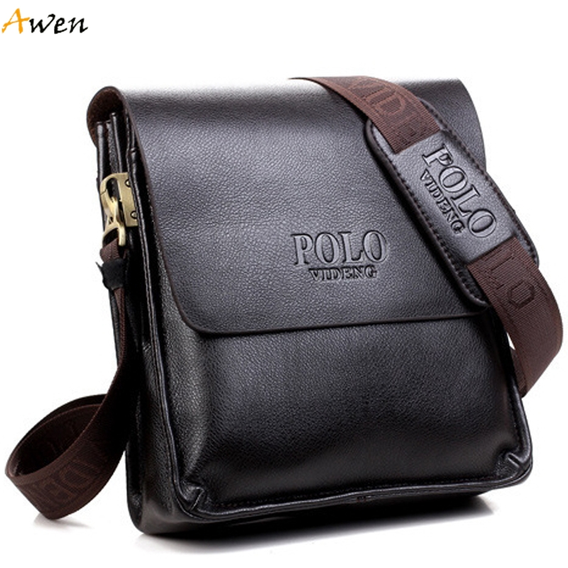 mens bags awen famous brand design leather men bag casual business messenger bag  vintage fashion crossbody JTONQLG
