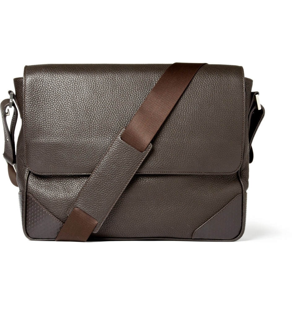 mens bags dunhill mens leather messenger bag 1 JHUEPPH
