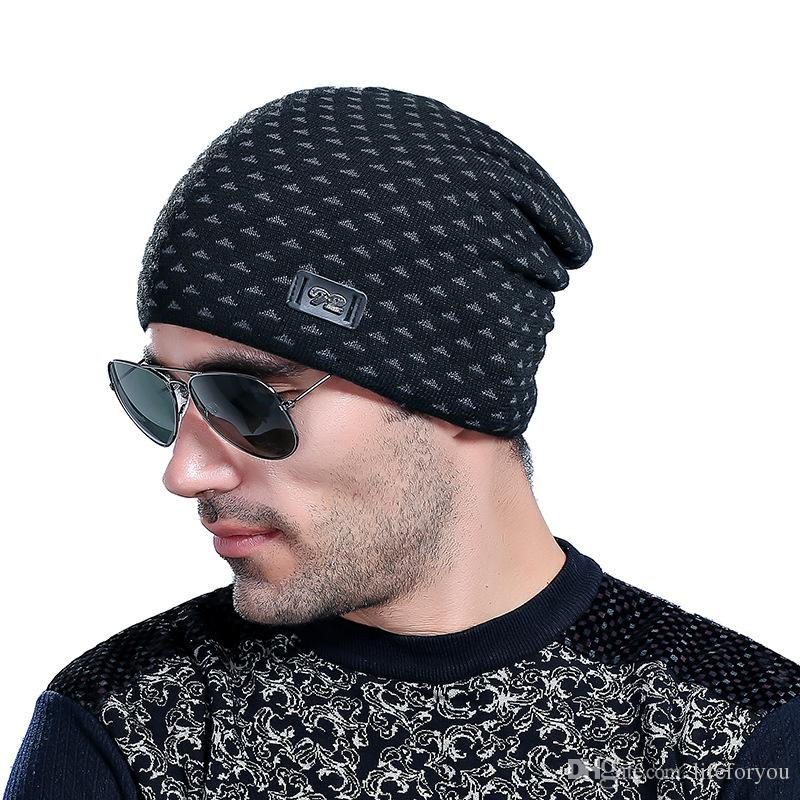 Mens Beanies hats are the brimless hats sewed in fleece worn amid winter